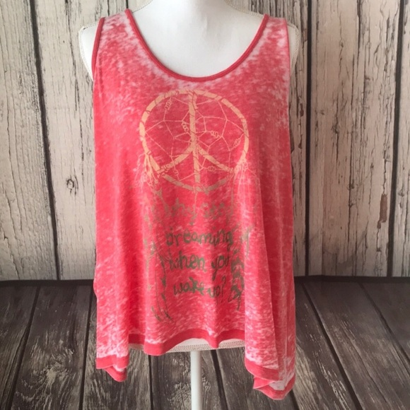 Miss Me Tops - Miss Me Tank Top size Small